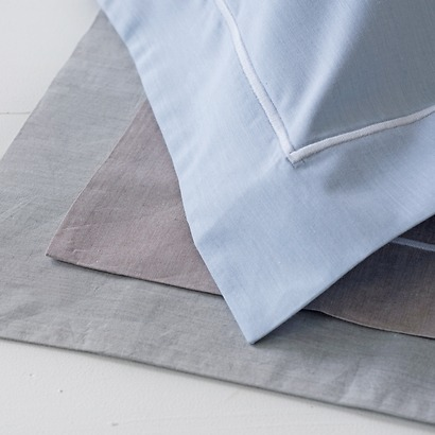 Torquato Kissenbezug Perkal farbig 40 x 80 cm