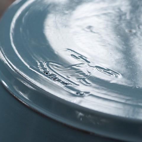 Bleu d'Argile: Salatschüssel M