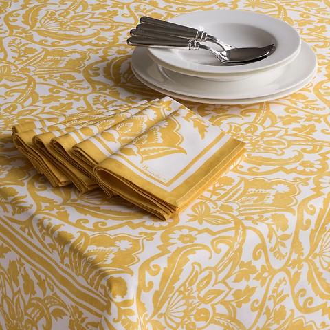 Tischwäsche Saint Tropez Tischdecke 170 x 170 cm