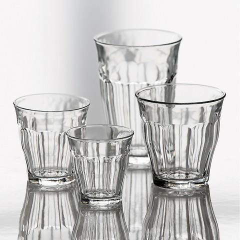 Klassiker aus Frankreich: 6x Picardie Gläser
