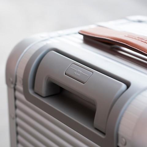 Aluminium-Fluggepäck der Extraklasse von FPM