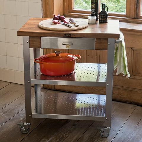 Boos Blocks: Gourmet-Küchenwagen bei Torquato.de