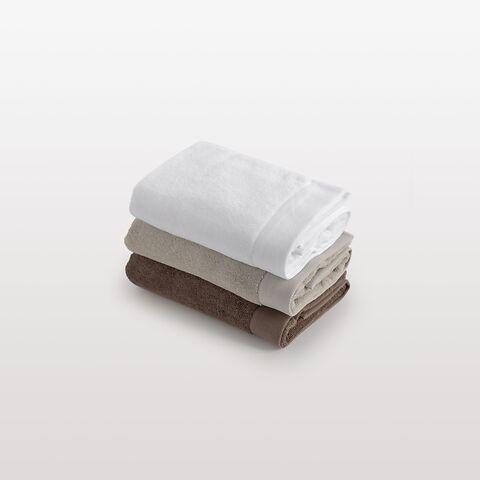 Torquato WHITE Handtuch 50 x 100 cm