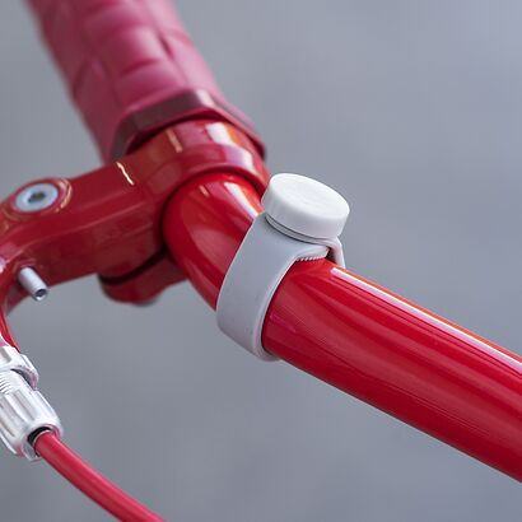 Nello Magnetische Fahrradklingel