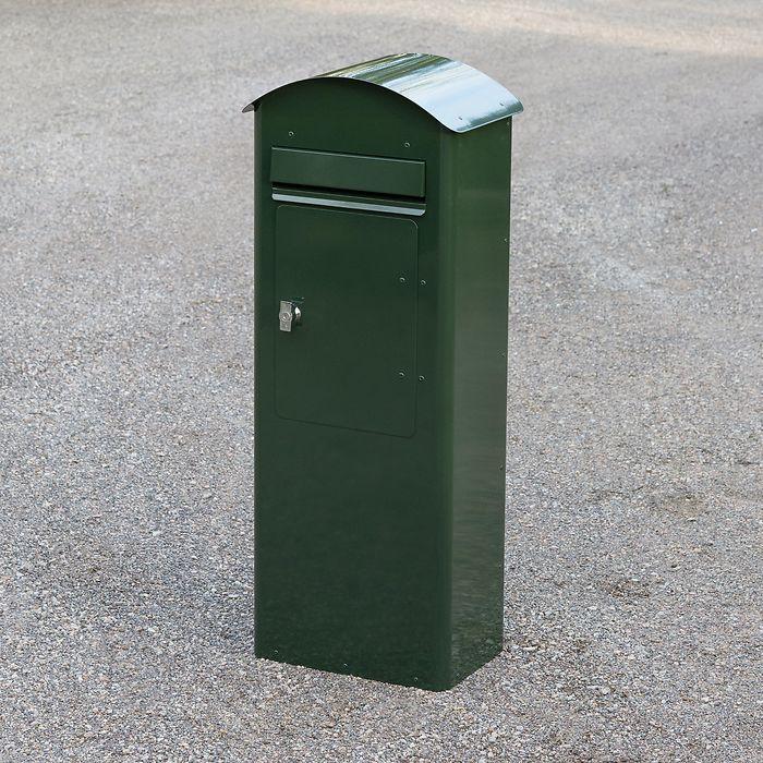Briefkasten Safepost 70-5 grün