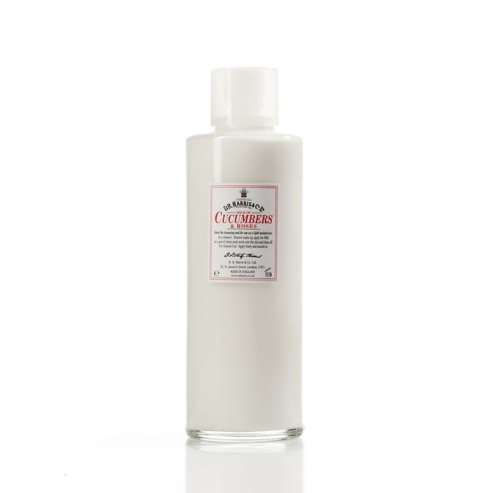 D.R. Harris Milk of Cucumber & Roses 500 ml