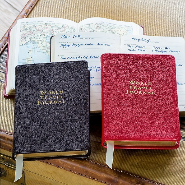 'World Travel Journal' rot