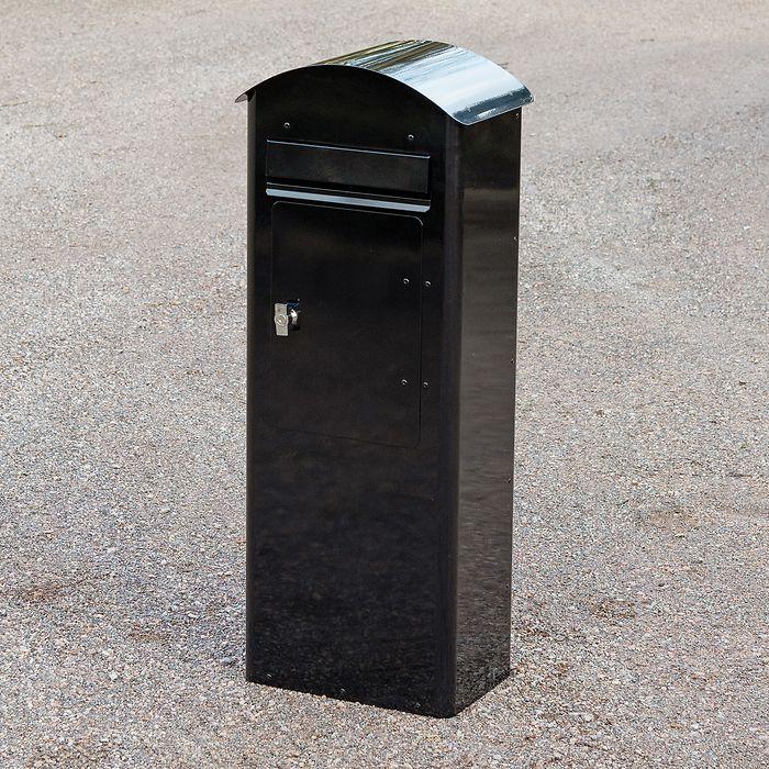 Briefkasten Safepost 70-5 schwarz