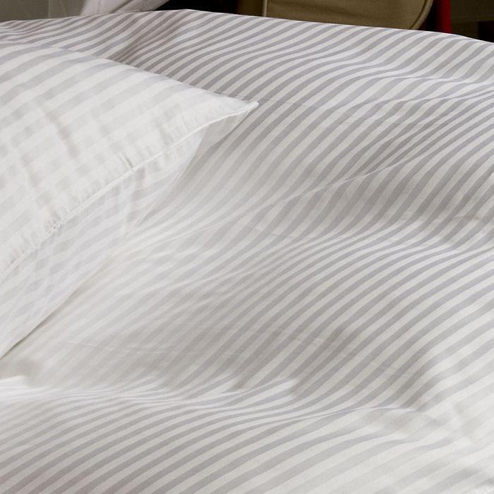 Kissenbezug Baumwolldamast 40x80 cm