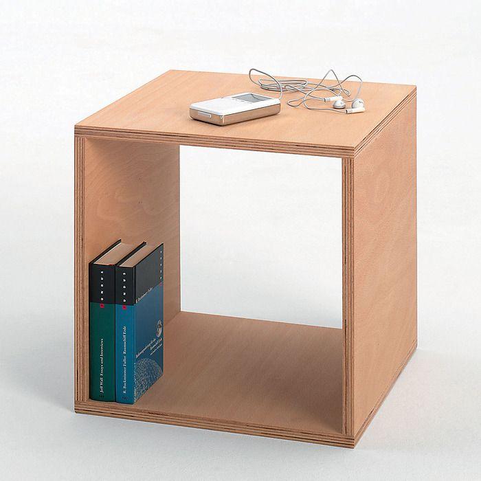 Tojo Nachttisch Cube