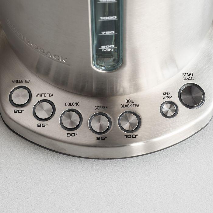 Gastroback Wasserkocher Advanced Pro