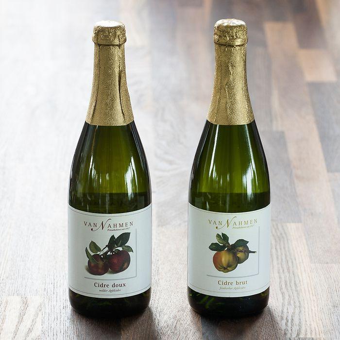Van Nahmen Apfel-Cidre Lieblich