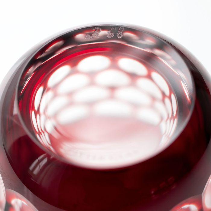 Rotter Kugelbecher Rosé