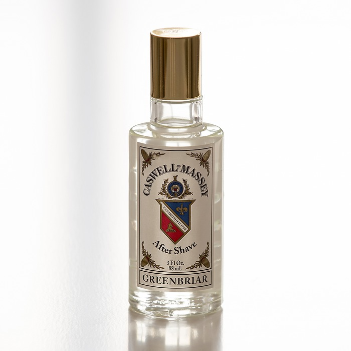 After Shave Greenbriar von Caswell-Massey