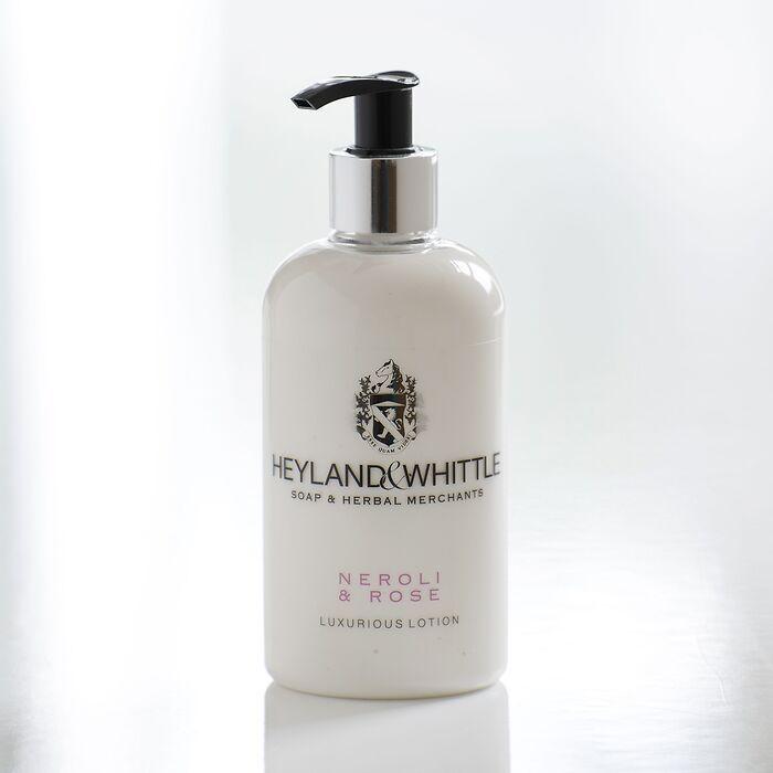 Heyland & Whittle Handlotion Neroli & Rose