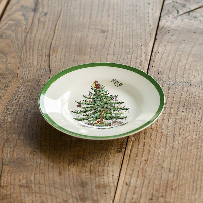 Spode Christmas Tree Kleiner Teller 15 cm