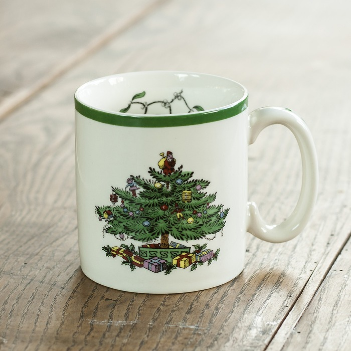 Spode Christmas Tree Becher 280 ml