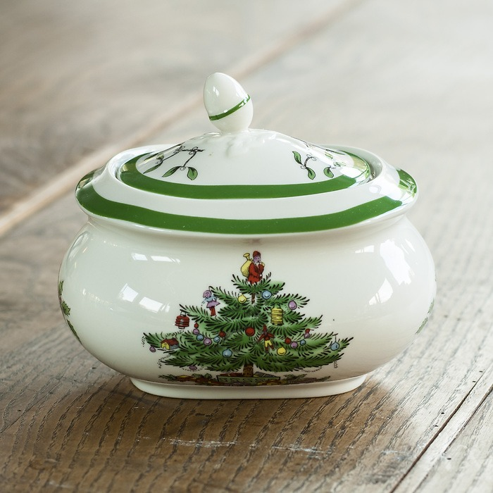 Spode Christmas Tree Zuckerdose 500 ml
