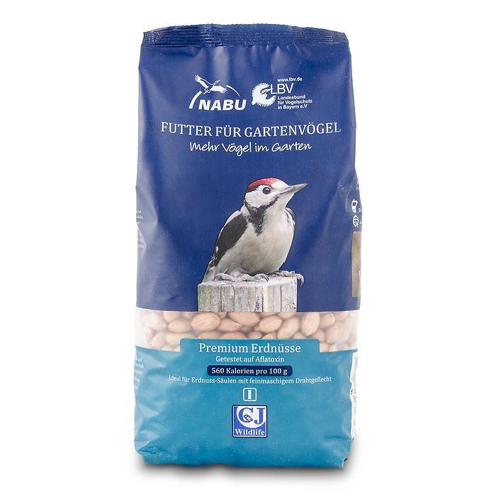 Premium Erdnüsse 1 kg