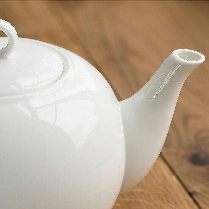 Torquato Fine Bone China Teekanne