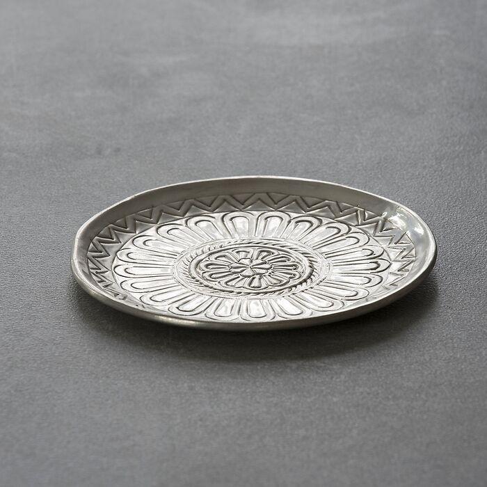 Kleiner Messingteller Jarada Ø 15 cm