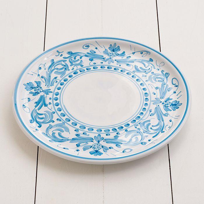 Ruggeri Adelasia Azzurro Großer Teller 30 cm