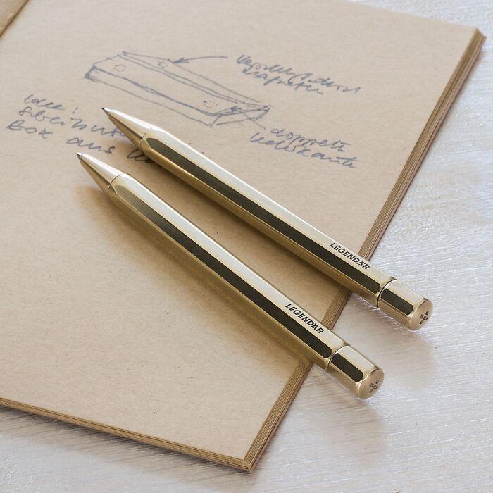 LEGENDÄR Brass Pencil TWYST
