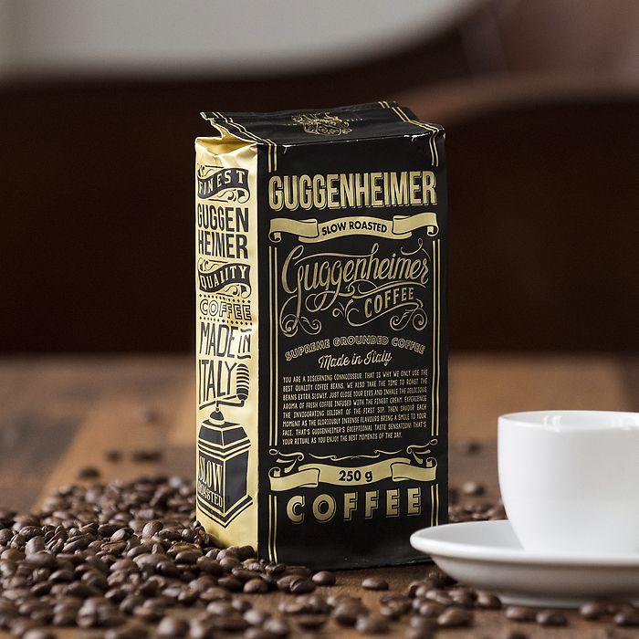 Guggenheimer Coffee 250 g gemahlen