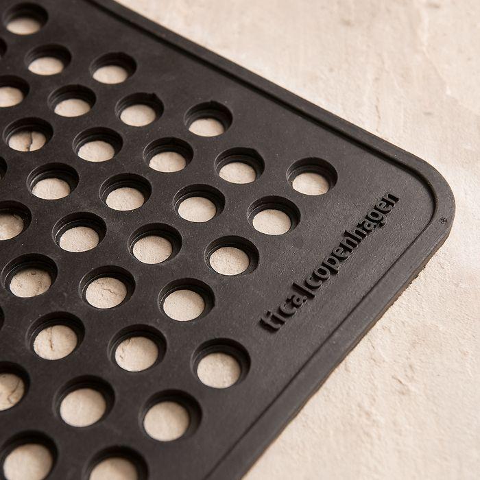 Fußmatte aus Gummi 45 x 75 cm
