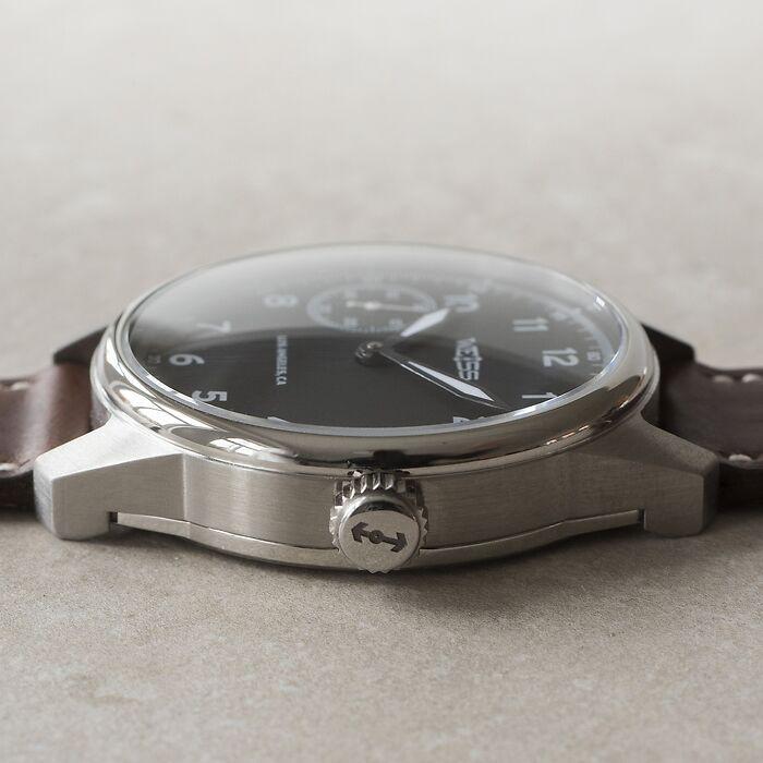 Weiss Watch Company Standard Issue Field Watch Schwarz