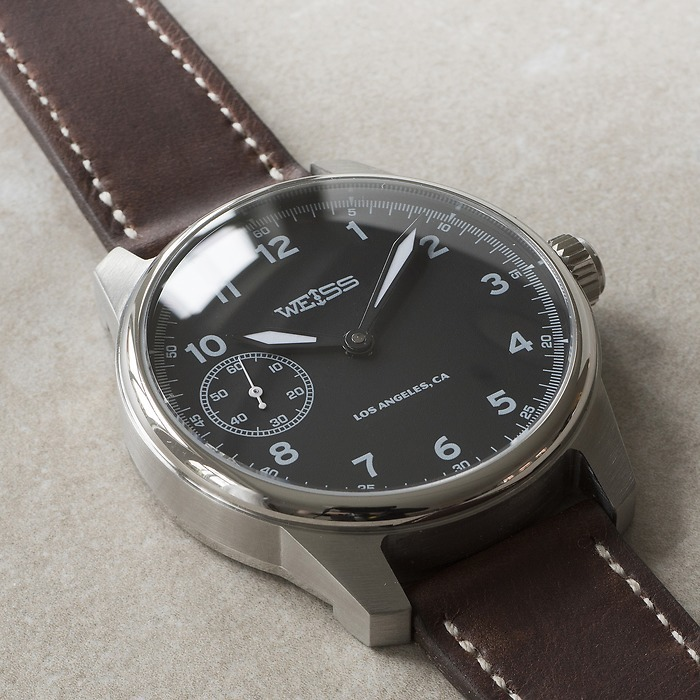 Weiss Watch Company Standard Issue Field Watch