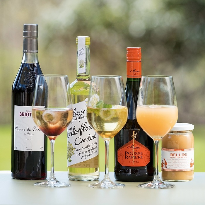Cocktail-Set Summertime