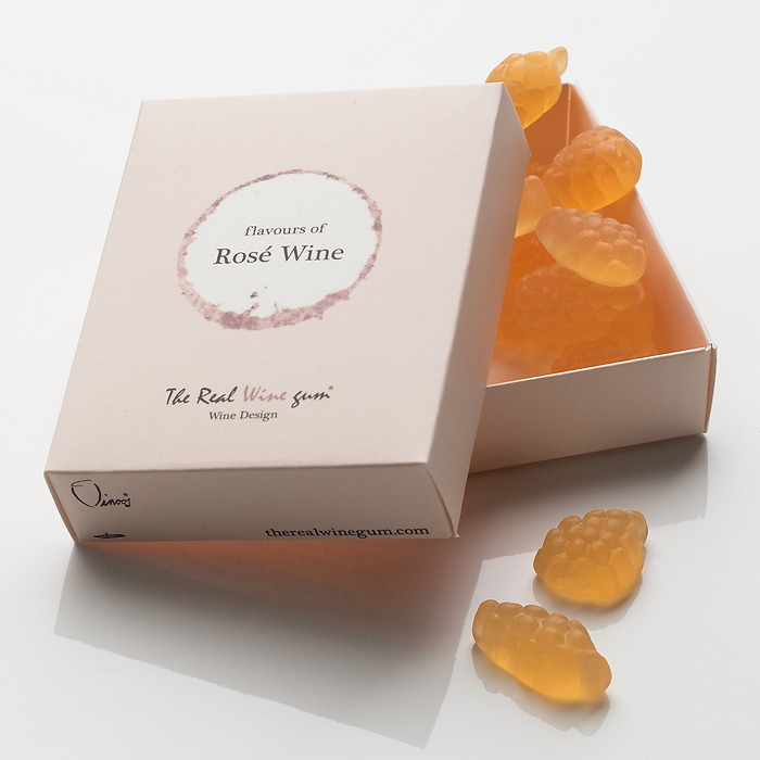 The Real Wine Gum Rosé 50g