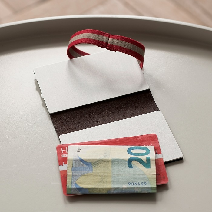 Q7 Wallet Classy Brown/Green