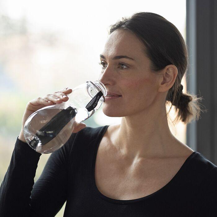 Eau Flasche 0,85 Liter