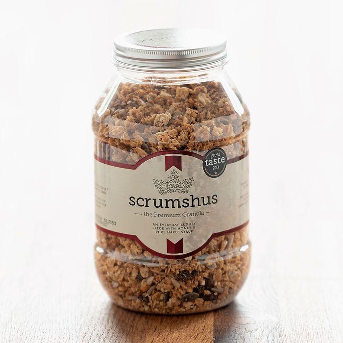 Scrumshus-Müsli
