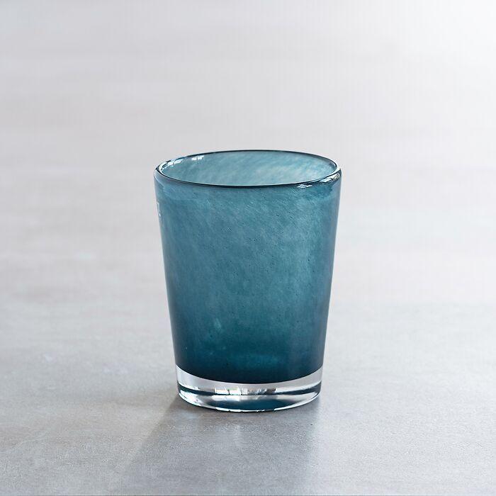 DutZ Konische Vase 14 cm Navy Blue