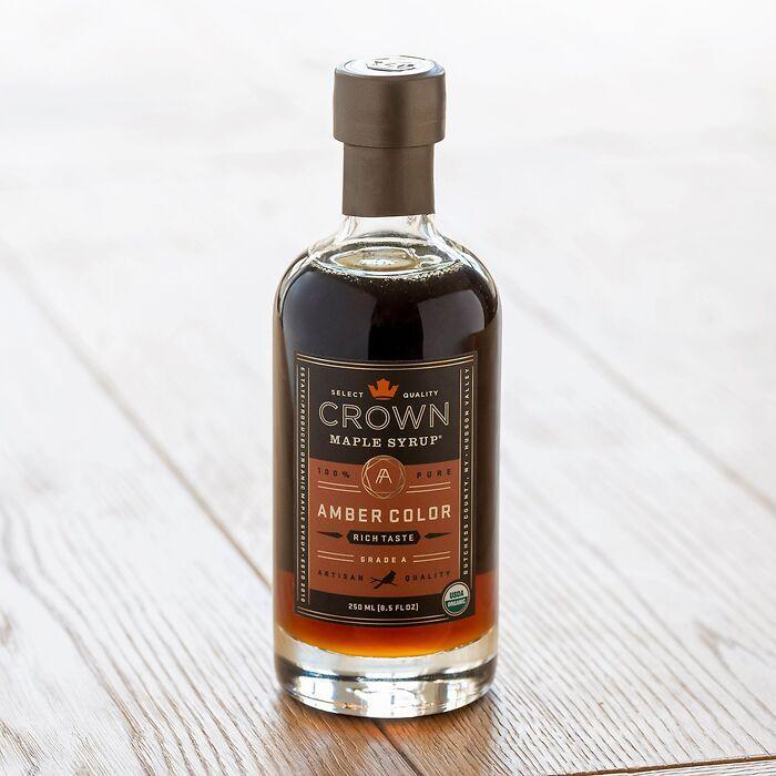 Bio Crown Maple Ahornsirup – Amber Color