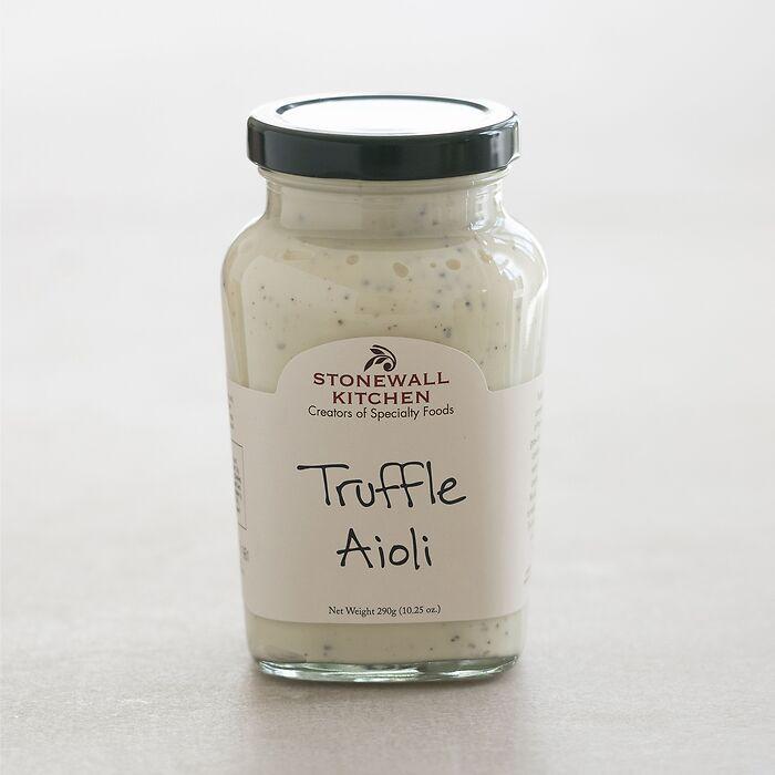 Stonewall Kitchen Flavored Aioli - Truffle