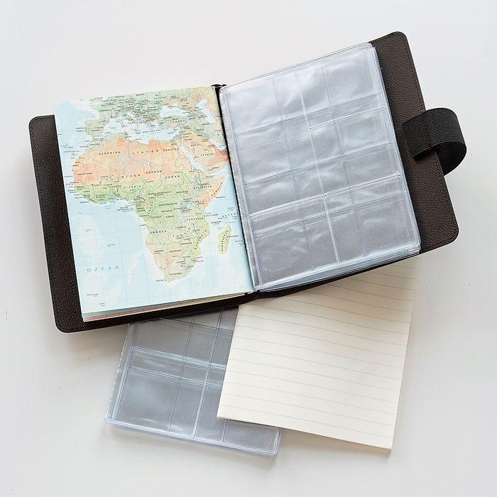 Travel Book Gestreift