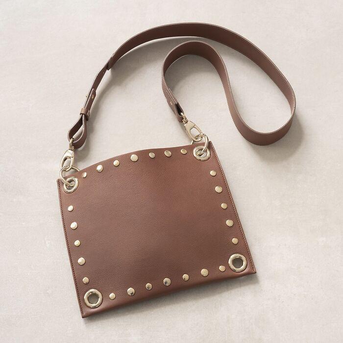 Marjana von Berlepsch Handtasche Gloria Cognac