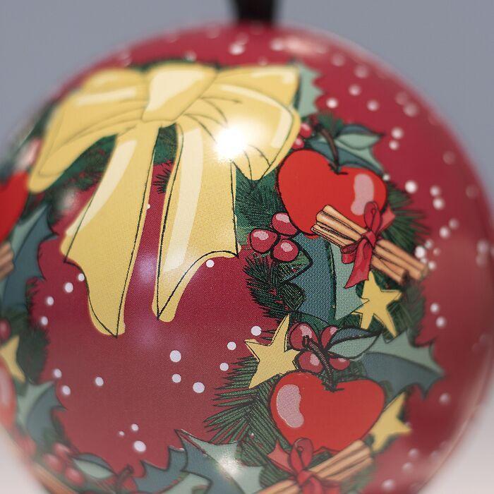 Bronnley Weihnachtsseife in der Kugel