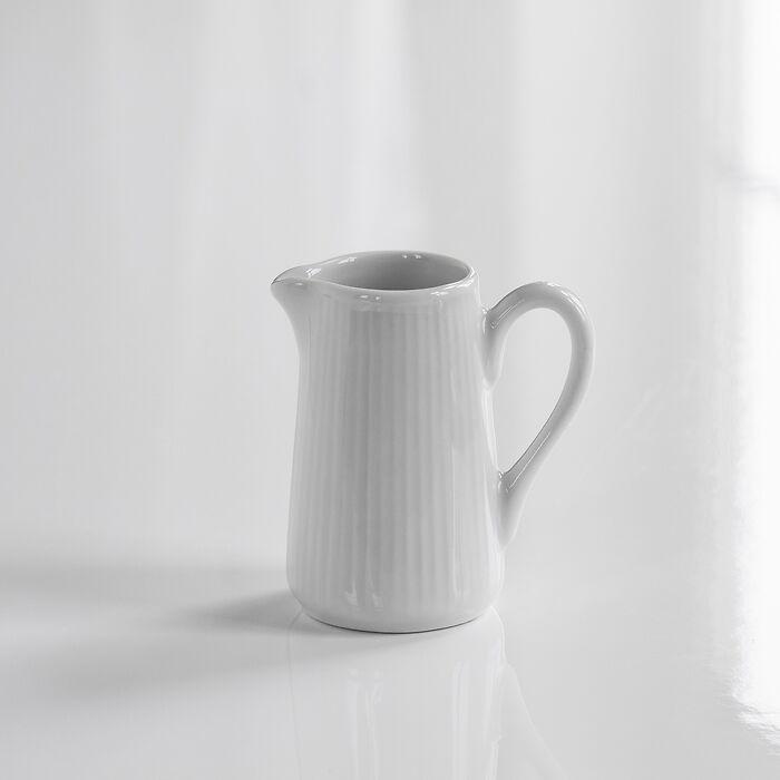 Pillivuyt Plissé Milchgießer
