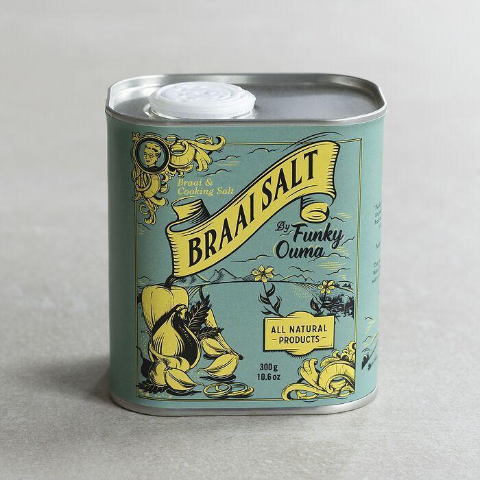 Braai & Cooking Salt