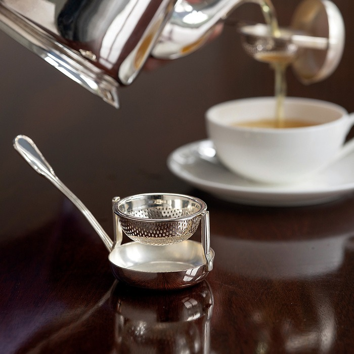 Teesieb Revolving Tea Strainer