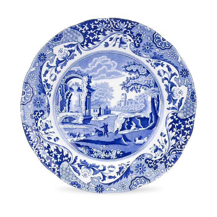 Spode Blue Italian Speiseteller 23 cm