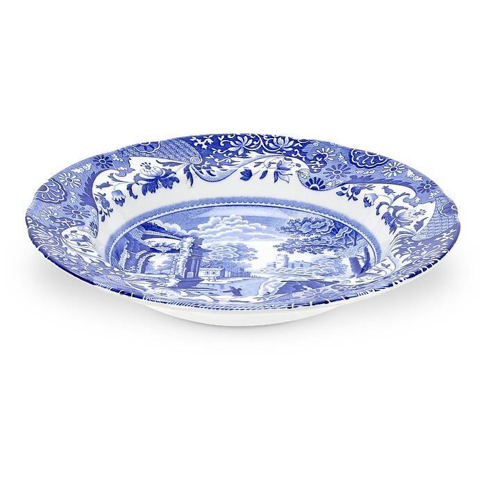 Spode Blue Italian Suppenteller