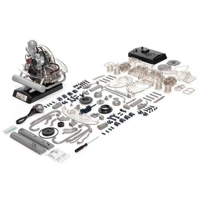 VW-4-Zylinder-Boxermotor