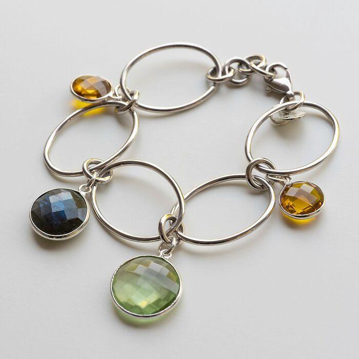 Marjana von Berlepsch Armband Venus Silber