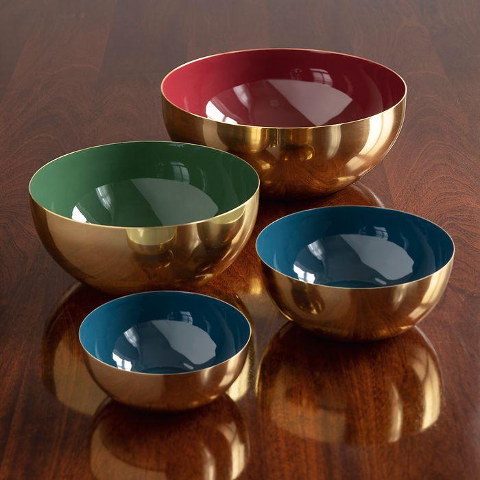 Thikari Bowl L Grün